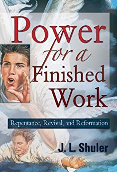 Power For A Finished Work by [Shuler, J. L.]