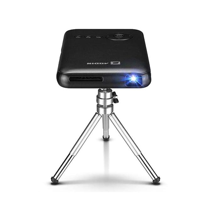 Aodin LED Portátiles Mini Proyector, DLP 32Gb HDMI Entrada De ...