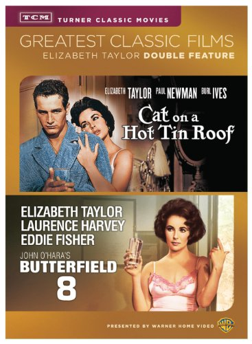 TCM Greatest Classic Films: Elizabeth Taylor Double Feature (Cat on a Hot Tin Roof / Butterfield 8)