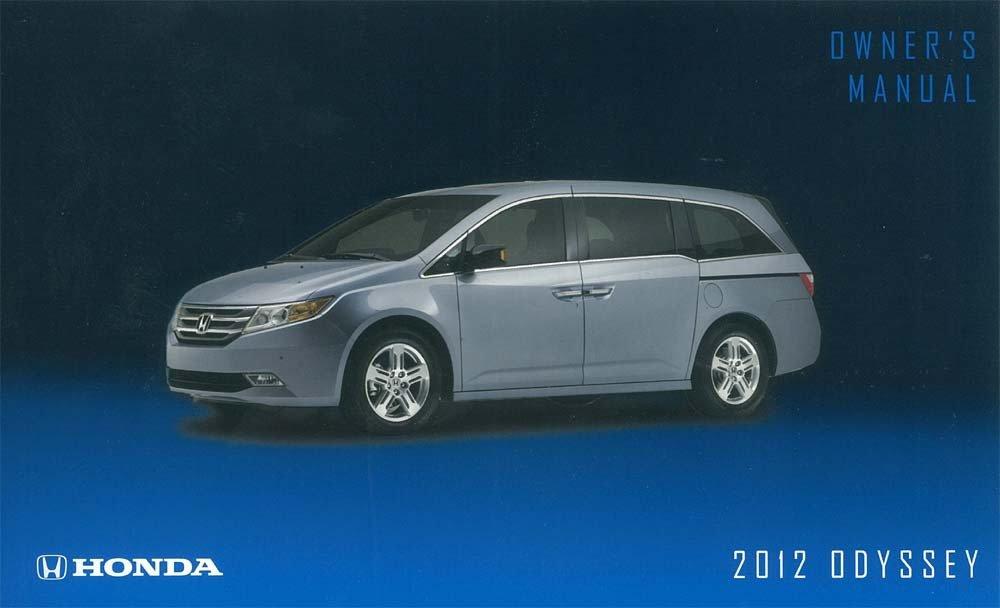 amazon com bishko automotive literature 2012 honda odyssey owners rh amazon com Honda Odyssey FL250 Custom Honda Odyssey