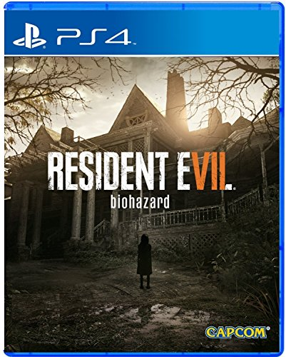 Resident Evil 7   Biohazard  Voice  English Spanish French Italian German Japanese  Subtitles   En Es Fr It De Jp Chinese   More  For Ps4 Playstation 4   Pro  Playstation Vr Psvr