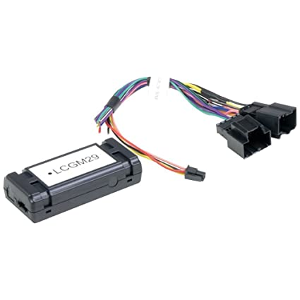amazon com pac lcgm29 radio replacement interface for select non pac lcgm29 radio replacement interface for select non amplified 29 bit lan gm vehicles