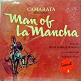 MIKE SAMMES SINGERS MAN OF LA MANCHA vinyl record