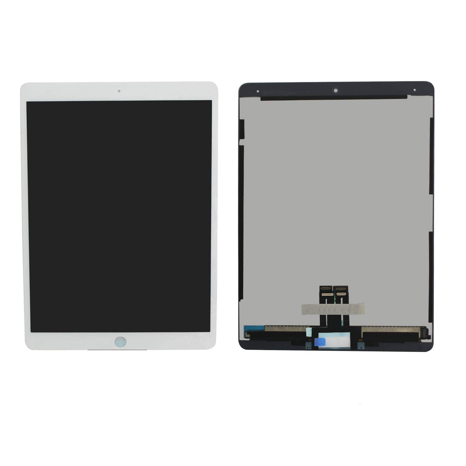 Compatible with iPad Pro 10.5 inch LCD Dispaly Touch Screen Digitizer Assembly for Model A1701,1709 + Free Tool Kits (White)