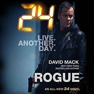 24: Rogue Audiobook