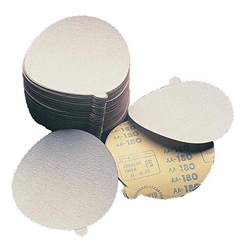"UPC 662333010165, Pearl 6"" x 180 Grit - PSA Discs - A180 - NO-FIL Hvy Duty"