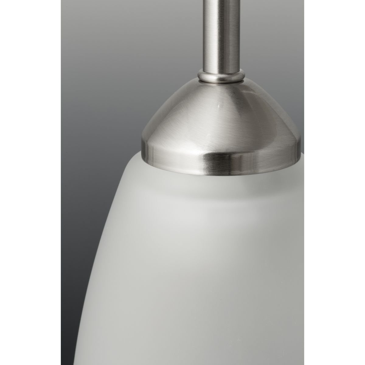 Progress Lighting P2714-09 Gather Collection 6-Light Vanity Fixture, Brushed Nickel by Progress Lighting