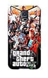 Faddish Phone Gta V Case For Galaxy S5 / Perfect Case Cover