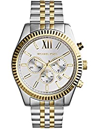 Men's Lexington Two-Tone Watch MK8344