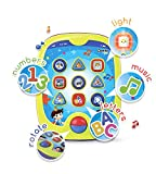 Best Small World Toys Infant Travel Toys - Smart Pad for Babies and Children Learning Review