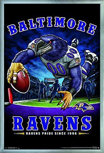 Ravens Baltimore Paper (Trends International