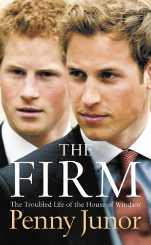 Queen Elizabeth Penny - The Firm: The Troubled Life of the House of Windsor