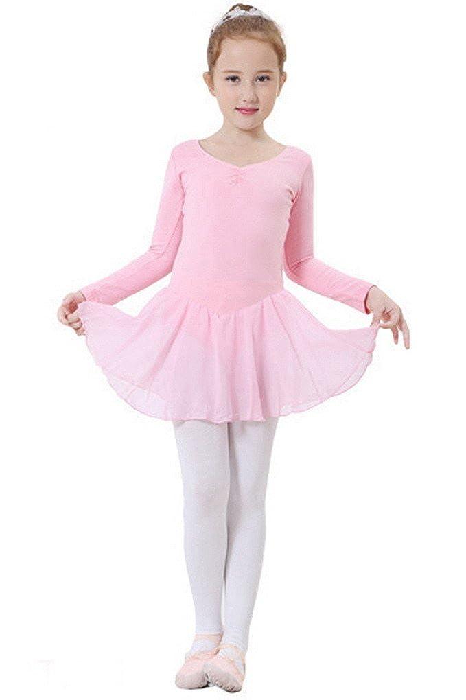Happy Cherry - Traje de Baile Vestido Tutú de Ballet Falda Corta de ...