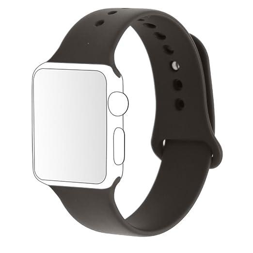 226 opinioni per ZRO Smartwatch Cinturino, Morbido Silicone Sport Cinturini di Ricambio per Apple