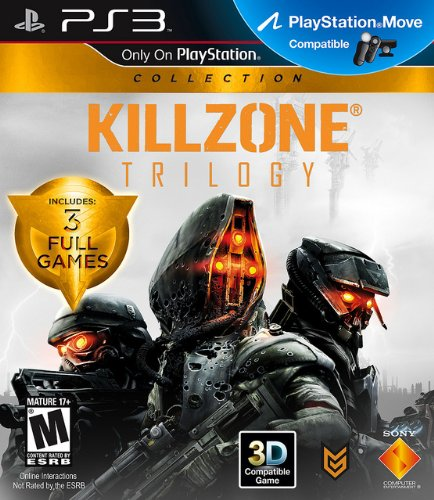 PS3 Killzone Trilogy Collection - 2 Disc - Playstation 3 Games Killzone