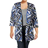 Product review for Kasper Women's Plus Size Printed Ottoman Topper