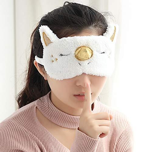 Máscara Ocular del sueño Ebay Unicornio máscara Ocular del ...