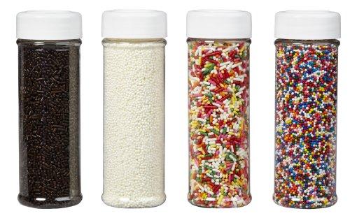 Wilton 710-1175 Everyday Mega Sprinkle Set, (Wilton Ice Cream)