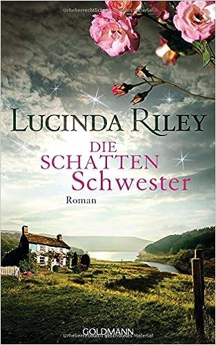 Buch Cover für Die Schattenschwester: Roman - Die sieben Schwestern Band 3