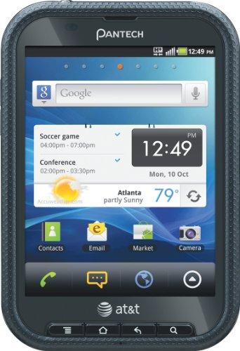 Pantech Pocket P9060 Unlocked GSM Phone - Gray