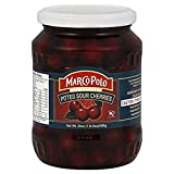 Marco Polo Cherries, Pitted Sour, 24-Ounce (Pack of 6)