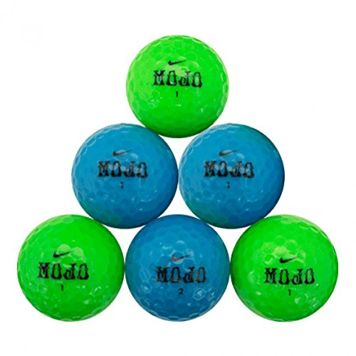 Nike Mojo Karma Color Mix - Mint Quality - (Pack of 24) ()