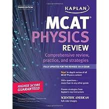 Kaplan MCAT Physics Review Notes