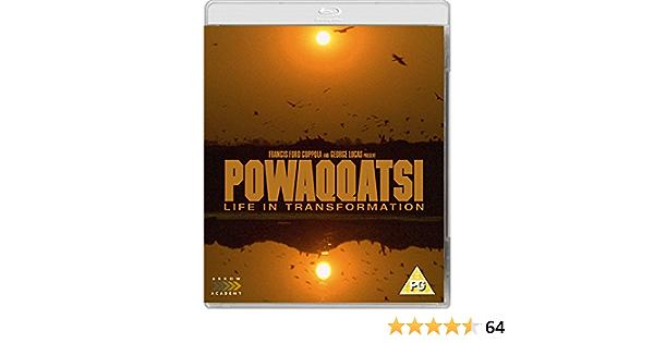 Powaqqatsi Blu-Ray [Reino Unido] [Blu-ray]: Amazon.es ...