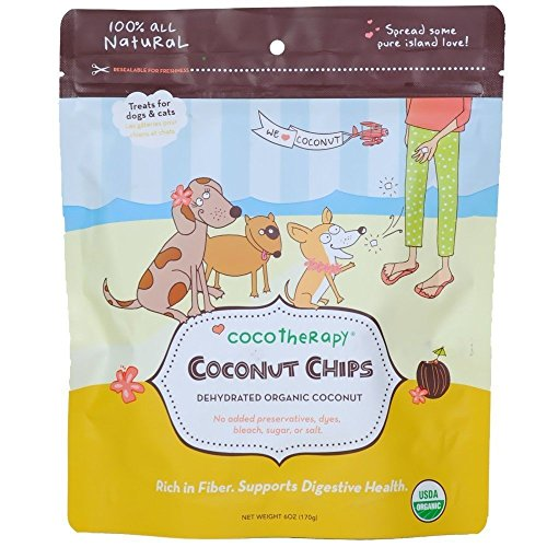 Image of Coco Therapy Coconut Chips - 6 oz (2 Pack)
