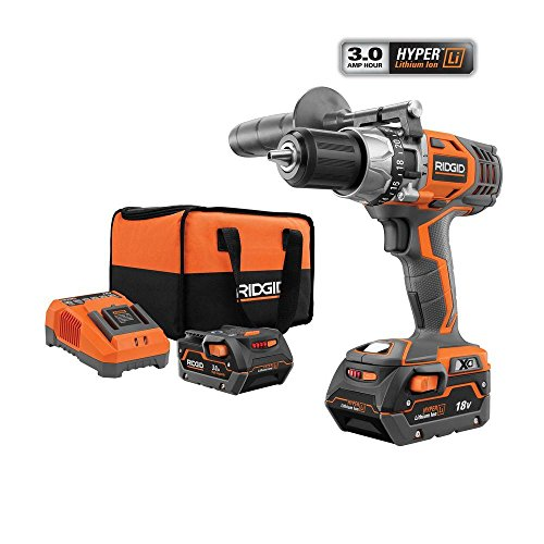 ridgid x4 drill - 7