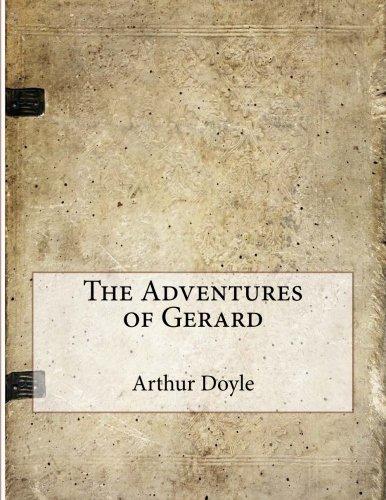 Download The Adventures of Gerard pdf