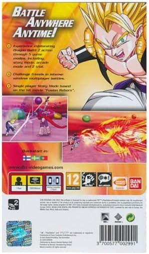 Amazon com: DRAGON BALL Z SHIN BUDOKAI Essentials PSP SEALED