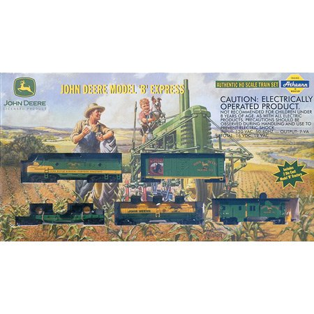 John Deere Model B Express by Unknown Athearn Ho Model Trains