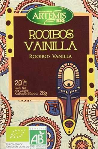 Artemisbio Rooibos Con Vainilla Eco 20 Filtros Linea Rooibos Artemisbio 300 g