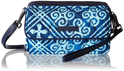 Vera Crossbody in One Cotton Cuban RFID Tiles Bradley Signature All XIarXHn