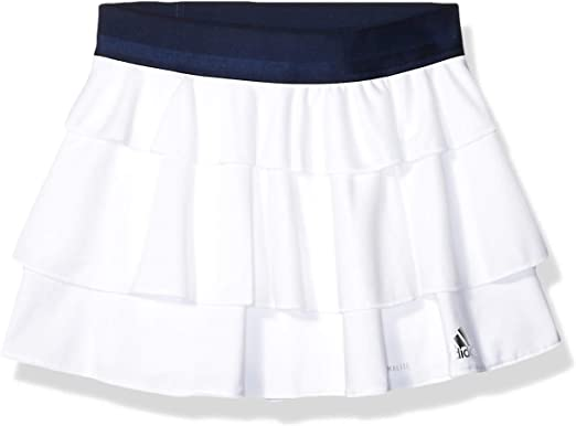 adidas Frill Tennis Skirt - Falda pantalón Niñas: Amazon.es: Ropa ...