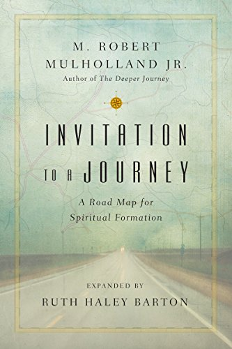 Spiritual Map (Invitation to a Journey: A Road Map for Spiritual Formation (Transforming Center Set))