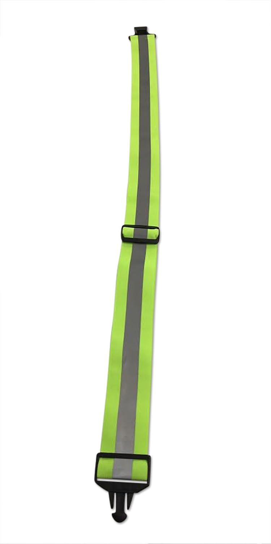 Reflective Belt PT Belt Salty Lance Glow Belt Running Belt Military Reflective Belt Yellow