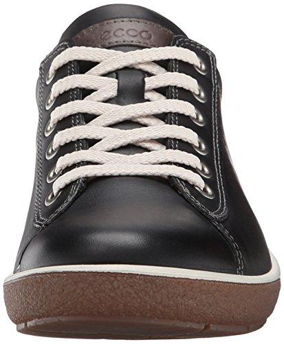 ECCO 236803, Low-Top Donna Nero(black/Dark Clay 55974)