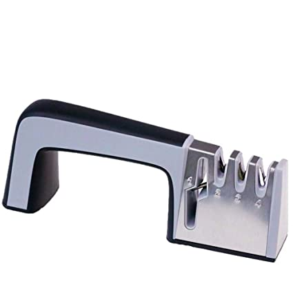 Amazon.com: Afilador de cuchillo de la familia afilador de ...
