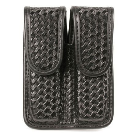 BLACKHAWK! Molded Basketweave Single Stack - Double Mag Pouch