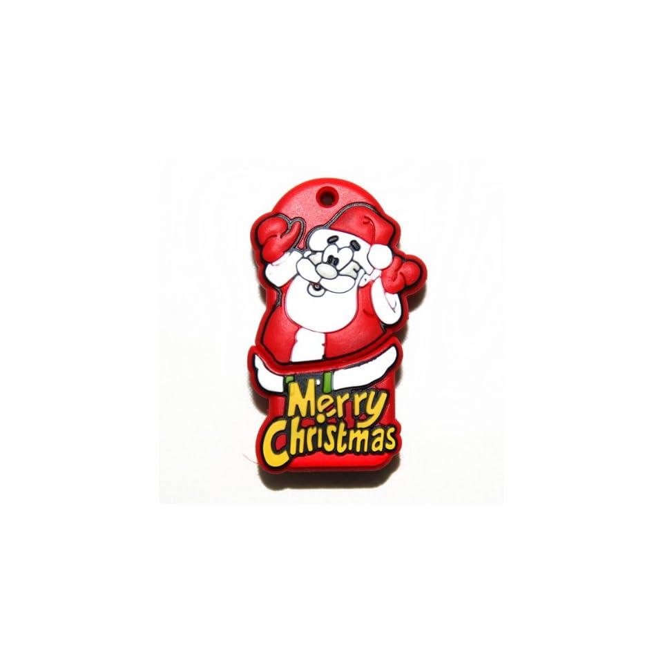 8GB Santa Claus Shape Design USB Flash Drives U Disk