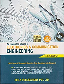 Buy Electronics & Communication Engineering Book Online at