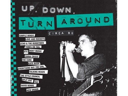 turn down CD Covers
