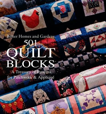 501 Quilt Blocks (501 Quilt Blocks( A Treasury of Patterns for Patchwork and Applique)[501 QUILT BLOCKS][Paperback])