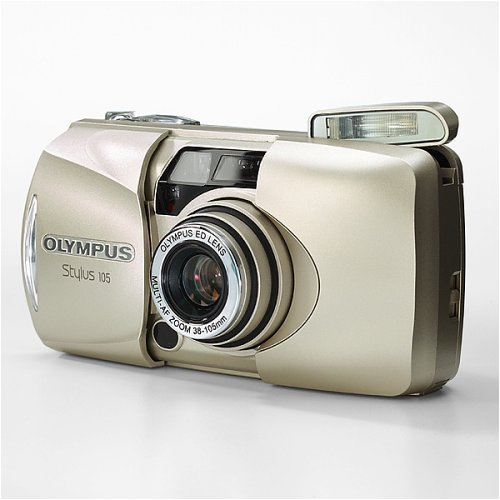 Olympus Stylus 105 38mm-105mm Zoom Camera