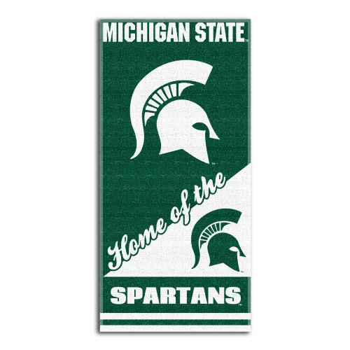 Michigan State Spartans Towels Price Compare