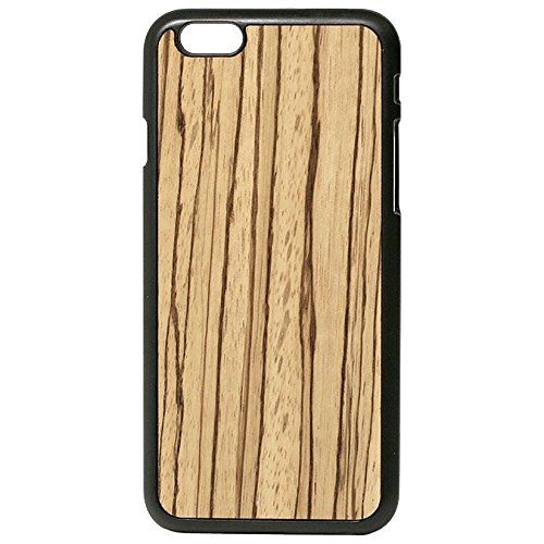 Lazerwood Zebrawood Snap Hülle für Apple iPhone 6