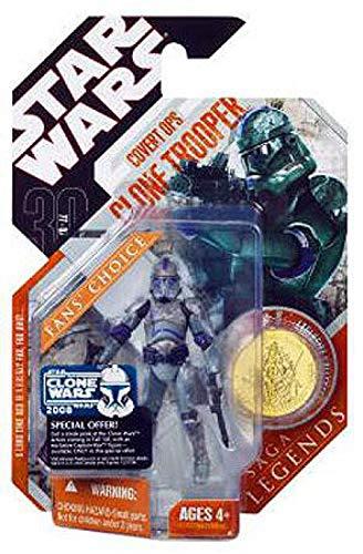 (Star Wars 30th Anniversary Saga Legends - Covert Ops Clone Trooper [Fans Choice G.C. Variant])
