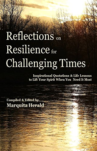Book: Inspirational Words of Wisdom for Challenging Times by Marquita Herald